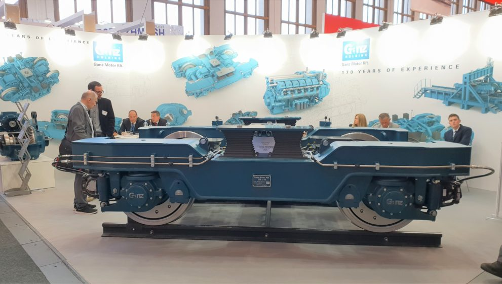 Successful exhibition and deal @ Innotrans
